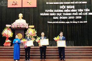 Thành phố Hồ Chí Minh: Đổi mới sáng tạo, nâng cao chất lượng giáo dục