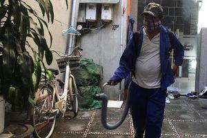 Đà Nẵng: Ghi nhận hơn 6.600 ca mắc bệnh sốt xuất huyết