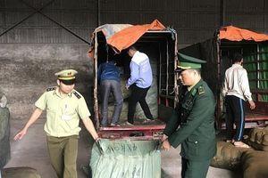 Lạng Sơn: Giả danh thương binh để vận chuyển hàng hóa nhập lậu