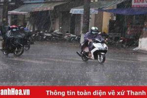 Thanh Hóa mưa rét, bão Kalmaegi đang tiến vào Biển Đông