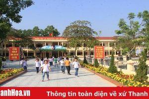 Xây dựng môi trường học đường xanh, sạch, đẹp, an toàn ở huyện Thọ Xuân