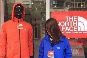 Chuyển vụ gần 1000 áo khoác nghi giả nhãn The North Face cho công an
