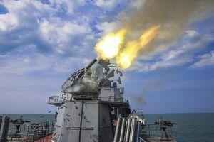 Nga khoe 'sức mạnh cơ bắp' và khả năng chiến đấu vô địch của Hạm đội Caspian