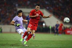 Việt Nam 0-0 Thái Lan: Giữ vững ngôi đầu