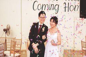 Người vô gia cư - khách mời chính của lễ cưới cặp vợ chồng Singapore