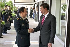 Bộ trưởng Quốc phòng Mỹ: Trung Quốc đang phá hoại hệ thống quốc tế