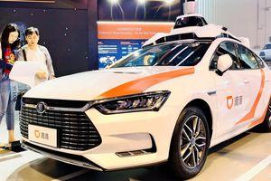 Gã khổng lồ gọi xe Trung Quốc sẽ ra mắt dịch vụ xe robot