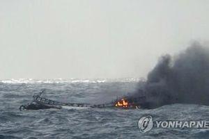 Xác định danh tính sáu thuyền viên Việt Nam mất tích tại Hàn Quốc