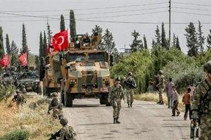 Thổ Nhĩ Kỳ sẵn sàng trở lại xâm lược ở Syria