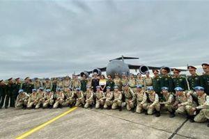 Úc dùng 'ngựa thồ C-17' hỗ trợ bệnh viện dã chiến VN