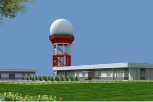 Xây dựng trạm radar thứ cấp giám sát quản lý vùng trời tại CHK Vinh