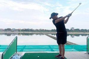 Sân tập golf trong nhà máy nước: 'Bộ Xây dựng không biết, hãy hỏi Hà Nội!'