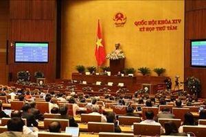 Quốc hội thông qua Bộ luật Lao động (sửa đổi) với đa số đại biểu tán thành