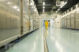 IAEA: Iran vi phạm thỏa thuận hạt nhân