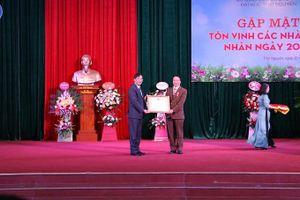 Đại học Thái Nguyên: Phong tặng chức danh Phó Giáo sư cho 6 giảng viên, nhà khoa học