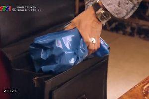 Sinh tử tập 11: Vũ cao tay gửi 'quà mọn' vào túi của cảnh sát Thông