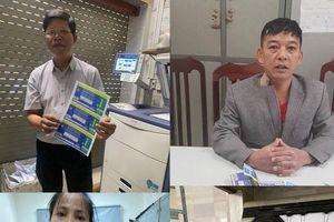 Lật tẩy thủ đoạn tinh vi của đường dây sản xuất gần 1.000 chiếc vé giả trận Việt Nam- Thái Lan