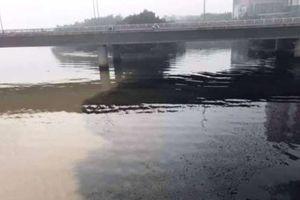 Đà Nẵng: Đã tìm ra nguyên nhân khiến nước sông Hàn đen ngòm