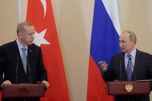 Nga bối rối khi bị Thổ Nhĩ Kỳ tố không tuân thủ cam kết ở Syria