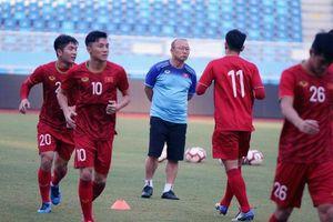 HLV Park Hang Seo loại 5 cầu thủ khỏi U22 Việt Nam dự SEA Games