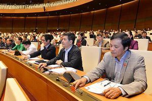 Quốc hội tán thành điều chỉnh tuổi nghỉ hưu theo lộ trình; không tăng làm thêm giờ