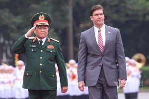 Việt - Mỹ nghiên cứu nhu cầu hợp tác công nghiệp quốc phòng