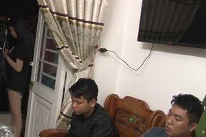 Bắt 4 thanh niên từ Hà Nam vào Huế cho vay lãi suất 'cắt cổ' 730%/ năm