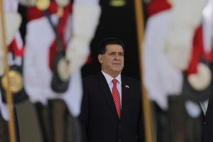 Tòa án Brazil kiến nghị bắt tạm giam cựu Tổng thống Paraguay