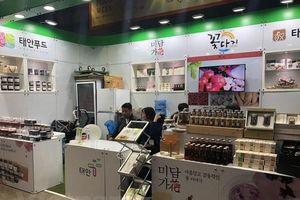 Ấn tượng triển lãm thực phẩm quốc tế hàng đầu ở Seoul