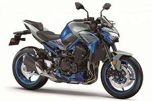 Chi tiết Kawasaki Z900 2020 vừa trình làng