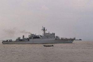 Bộ đôi tàu Pohang 18, 20 Hải quân Việt Nam cùng lắp tên lửa Kh-35