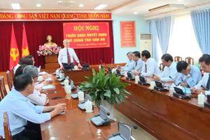 Tỉnh Đồng Nai điều động, bổ nhiệm nhiều cán bộ chủ chốt