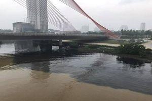 Đà Nẵng lên tiếng vụ nước thải đen ngòm 'đầu độc' sông Hàn