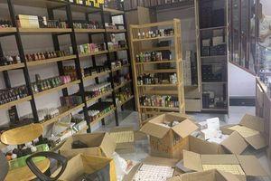 Thu giữ số lượng lớn thuốc lá điện tử nghi nhập lậu tại 2 kho hàng ở Đà Nẵng