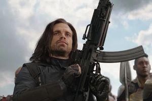 Marvel dường như quên mất Bucky Barnes - Winter Soldier là một siêu chiến binh
