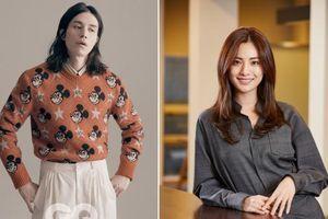 Nana đóng phim cùng So Ji Sub - Lee Dong Wook hóa chú chuột Mickey