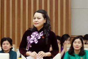Chủ tịch Hội LHPNVN bày tỏ hai nguyện vọng liên quan tới quyền lợi của phụ nữ, trẻ em với Thủ tướng