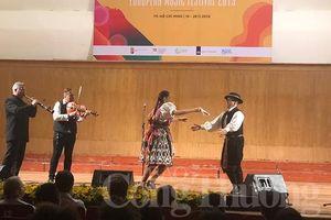 Liên hoan âm nhạc châu Âu: Kết nối văn hóa châu Âu và Việt Nam