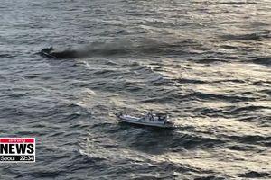 Vụ 6 thuyền viên Việt mất tích: Tổng thống Hàn Quốc chỉ đạo tìm kiếm