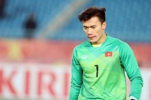 Danh sách 21 cầu thủ chính thức U22 Việt Nam tham dự SEA Games 30