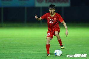 HLV Park Hang Seo loại 5 cầu thủ U22 Việt Nam, lấy chỗ cho Quang Hải, Văn Hậu