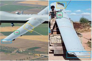 'Ác điểu bầu trời' MQ-9 Reaper của Italy 'gãy cánh' ở Libya