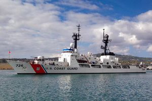Mỹ chuyển giao cho Việt Nam thêm tàu tuần tra cỡ lớn trong năm 2020