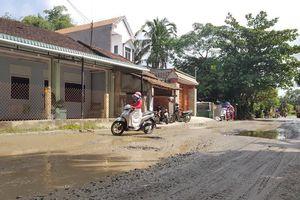 Chùm ảnh dân khốn khổ 'vạ lây' vì cao tốc Đà Nẵng - Quảng Ngãi