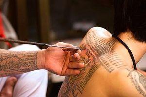 Nghệ thuật xăm tre của người Thái Lan