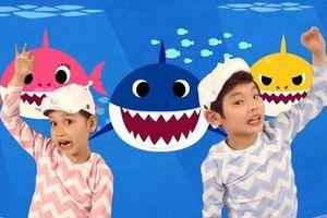Tác giả của 'Baby Shark' hứa ra mắt bài hát có hiệu ứng tương tự