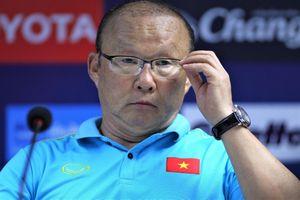 HLV Park: 'Tôi biết CĐV Việt Nam khao khát HCV SEA Games'