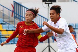 Tuyển nữ Việt Nam loại 8 cầu thủ, chốt danh sách dự SEA Games 30
