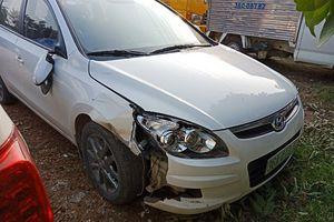 Cán bộ TP Thanh Hóa lái ôtô gây tai nạn cho nữ sinh lớp 9 rồi bỏ trốn