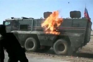 Lãnh đạo Kurd thay người dân xin lỗi Nga